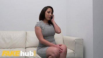 Fake Agent Curvy Latina Adara Love fucks for model work