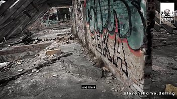 Sexy AnastasiaXXX got BANGED hard & GOOed ON OUTSIDE in an abandoned place! StevenShame.dating