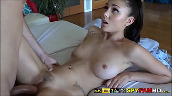 Dude Fucking His Cock Crazed Sister