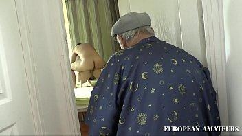 The old man voyeur