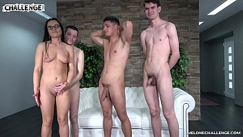 Nice Orgy With Pro Hoe and Newbies