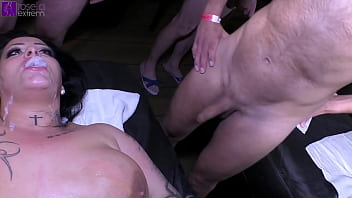 Extreme pussies, mouths and ass fillings with sperm, as well as dirty sperm swap and swallow! Chapter 4