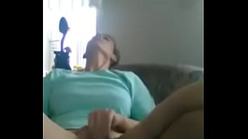 Hot Milf Masturbation Session In Her Home