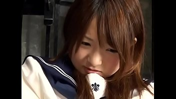 Sayaka-Hasegawa cream School girl