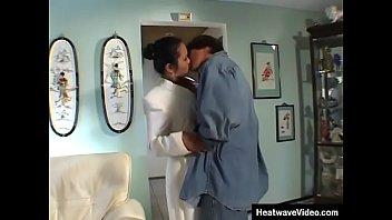 MILTF #21 - Kitty Langdon, Rick Masters - Busty asian mom gives up