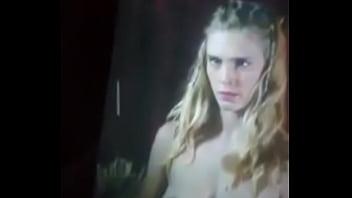 Tributo all' attrice di Viking Porun in topless