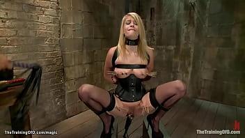 Heels high bondage in 100 Agonizingly