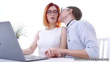Teens Analyzed - She wants to share her new experience with you