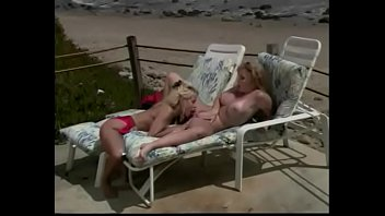 Two_hot_blonde_lesbians_lick_each_other's_clits_and_cunts_at_the_patio Thumbnail