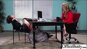 Slut Girl (krissy lynn) With Big Boobs In Office Get Nailed clip-22
