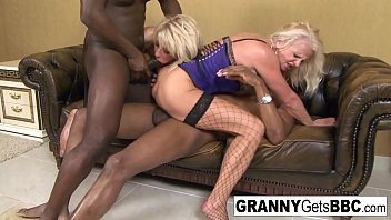 Hot babe gets banged in an orgy