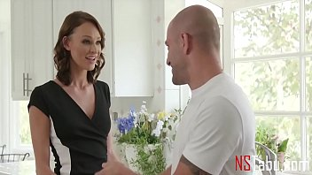 Cheating Skinny Wife Gives Husbands Friend A Parting Present- Emma Hix