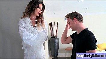 Big Tits Slut Housewife (Jessica Jaymes) Like Hard Style Intercorse movie-17