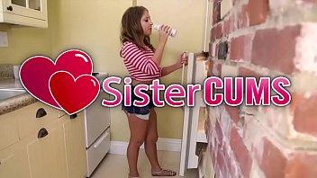 Seduced Sister Strips for Money