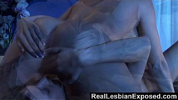 Reallesbianexposed - horny_babes make each other's pussy flow - each Mobile movie Thumbnail