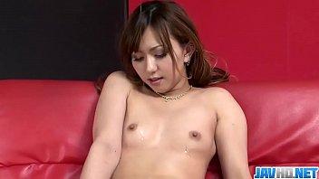 Hot japan girl Yuuka Kokoro receive dick in all holes