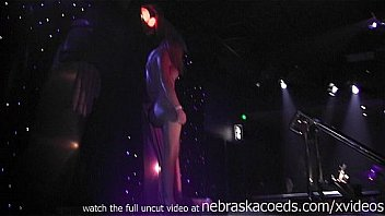 Watch real amateur strip contest at an iowa strip club called woodys preview