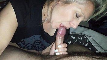 Young amature blowjob