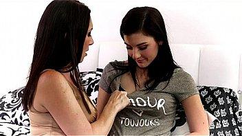 RayVeness and Jenna Reid at Mommy's Girl