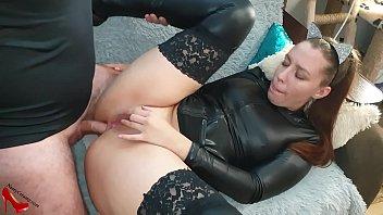 Sensual Fucking Sexy Girl - Cum Swallow POV