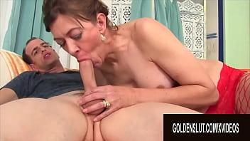 GoldenSlut - GILFs Give Best BJs Comp