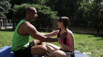 Watch extremely hot girl sex tapes Xxx video: Sweet young teen girl, luna rival, face fucks a big black cock, spreading her lips as wide as they can go in this hot fuck hole interracial sex clip! full video at privateblack.com! preview
