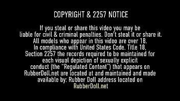Shiny Spanking Sluts RubberDoll & Chrissy Daniels love their fetish for latex, pvc & all things bright! Watch them spank & slap & get naughty! Full Video & RubberDoll Live @ RubberDoll.net!