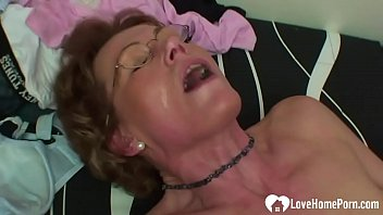 After a blowjob, she will spread her legs so he can fuck her hard.