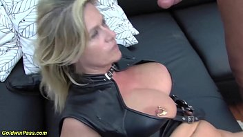 big boob german mature massive pierced cunt gets extreme stretched and rough fist fucked by her big cock toyboy