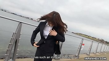 Watch Pantyhosed Japanese office lady gets roughly used before being spunked preview