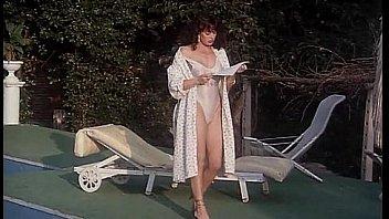 Vintage porn: Eva Orlowsky, Roberto Malone and Peter North!