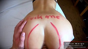 Sister With Big Ass Fucked By My_Big Cock! POV! AliceMargo.com Thumbnail