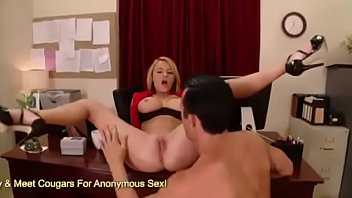 Krissy Lynn Has Some Hot Office Sex
