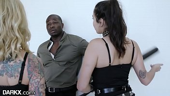 Watch group sex with big_dick black da ddy and cums on big tits preview
