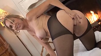Jenna Covelli - big nipples-suspender tights