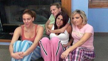 huge housewife orgy