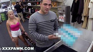 XXXPAWN - Stripper Cristi Ann Visits a Pawn Shop for Fast Money (xp14332)