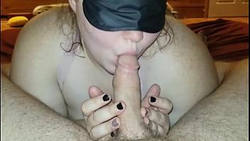 Sucking Daddy's cock pt. 2