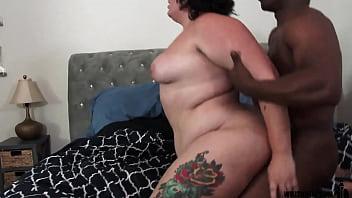 Big ass latina slut gets hard fucked by BBC