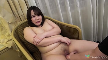 Chubby girl from Japan wants to meet a man to have oral and vaginal sex with, no strings attached fucking in love hotel, pretty lingerie on big girl