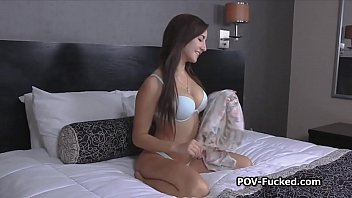 Pov Casting With Super Fine Busty Teen thumbnail