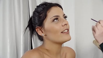 Brunette latina needs a BIG AND BLACK COCK inside her tight pussy