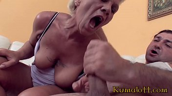 Kumalott - Old Milf Cock Hungry