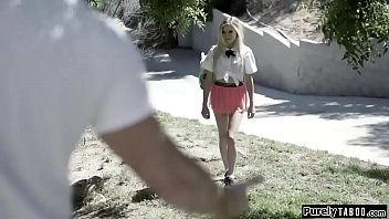Watch Dirty schoolgirl has her own ways to stay pure.And doing anal is one of them.Out of school she walks towards a stranger and fingers her ass ifo him.Once inside they kiss intensely n she throats his cock.He lubes up his hardon so she can anal ride it preview