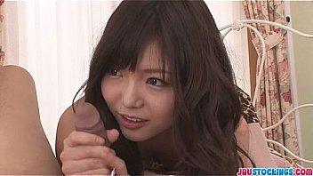 A hard cock rough fuck asian teen Megumi Shino