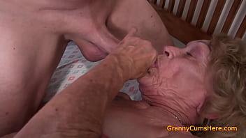 Granny still FUCKS at 75