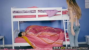 Brenna sparks bunk bed and bang
