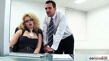 Aruba Jasmine New Girl in the Office 1080p HD
