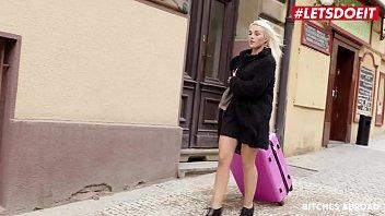 LETSDOEIT - Czech Babe Lovita Fate Has Sex With Stranger Abroad