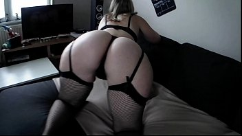 The PAWG Nini Divine in lingerie wants a cock for her big ass!